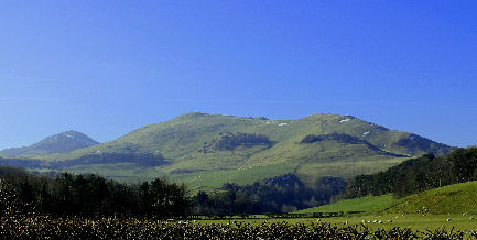 Just South of Edinburgh, the Pentland Hills, Picture Rob wilkinson, edinburgh